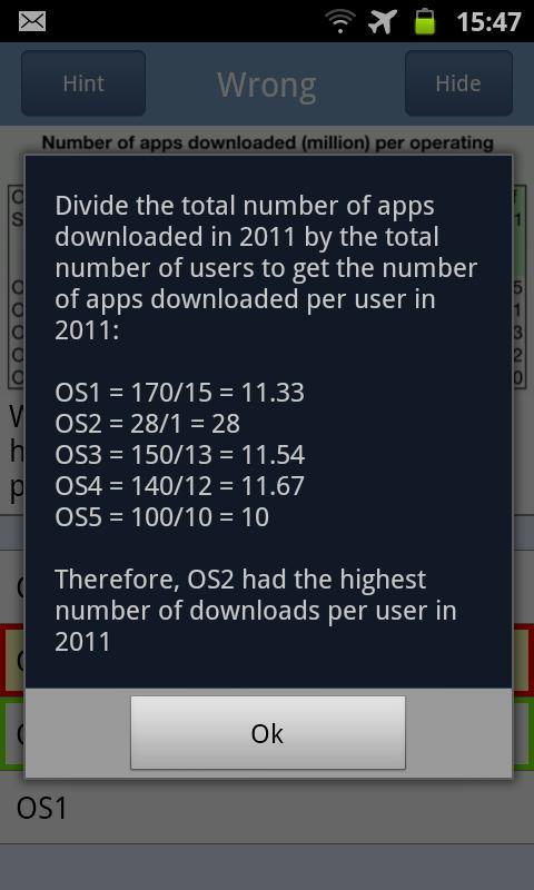 Aptitude Test (Numerical) for Android - APK Download