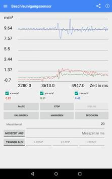 SensorMax - Sensoren auslesen apk screenshot
