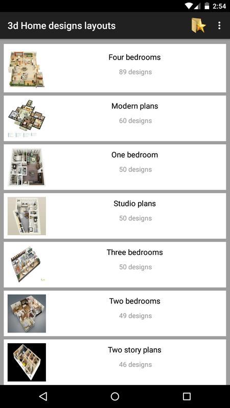 3d Home Designs Layouts Apk Baixar Gr Tis Casa E