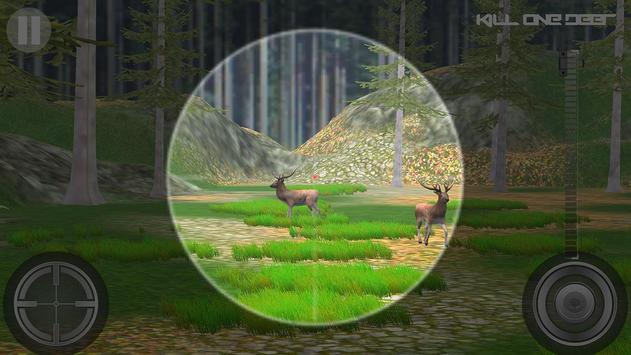 Deer Hunting Classic 2017 screenshot 13
