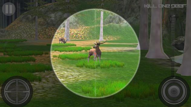 Deer Hunting Classic 2017 screenshot 7