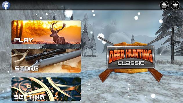 Deer Hunting Classic 2017 screenshot 6
