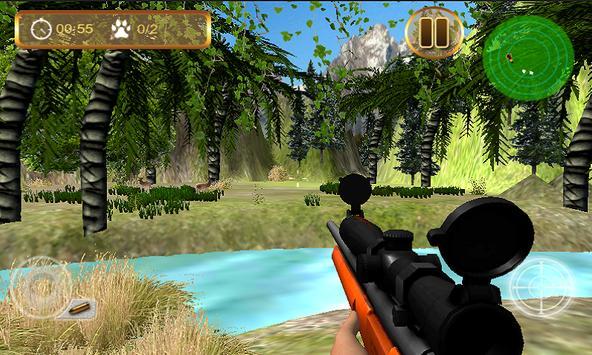Deer Hunt Sniper Shooting 3D apk screenshot