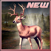 Realistic Deer Hunting 3D icon