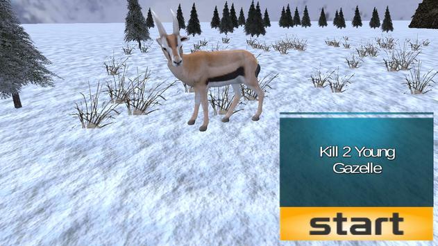 Realistic Deer Hunting 3D apk screenshot
