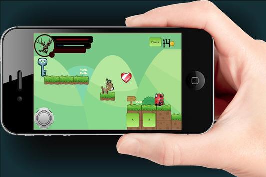 Super Deero  Adventures apk screenshot