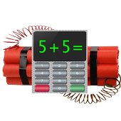 Defuse the Math Bomb icon