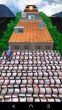 Cat on the roof apk screenshot