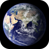 Real Earth Live Wallpaper icon