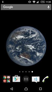 Real Earth Live Wallpaper apk screenshot