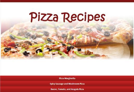 Delicious Pizza Recipes screenshot 5