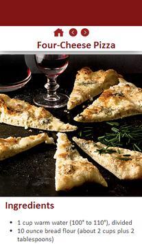 Delicious Pizza Recipes screenshot 2