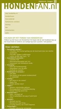 HondenFan.nl apk screenshot