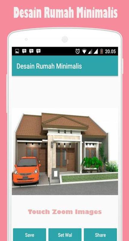 Desain Rumah Minimalis 2018 Apk Download Gratis Griya Apl Poster