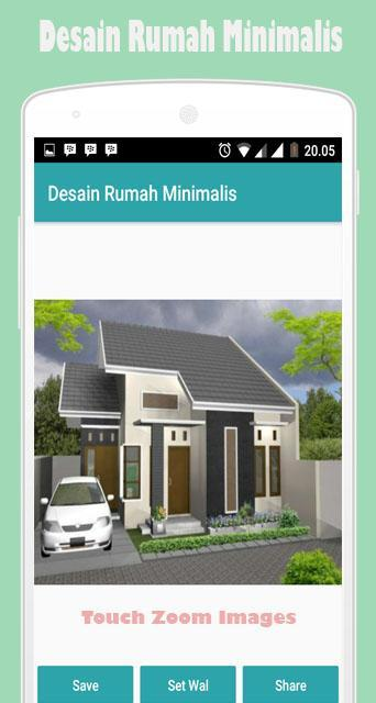 Desain Rumah Minimalis 2018 for Android APK Download