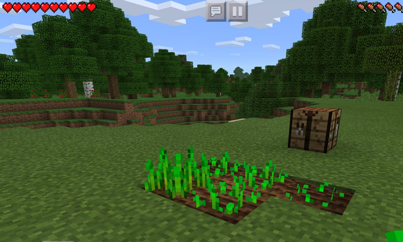 how to play minecraft pocket edition for free
