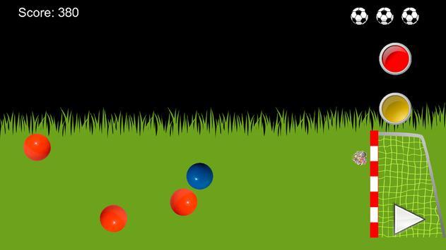 Defend The Goal apk screenshot