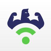Defend My WiFi - VPN Security icon
