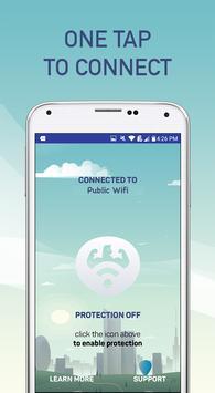 Defend My WiFi - VPN Security screenshot 2