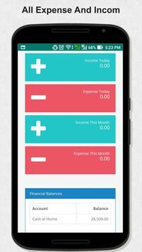 Accounting Software screenshot 1