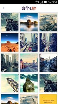Define.fm App apk screenshot