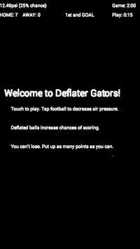Deflater Gators apk screenshot