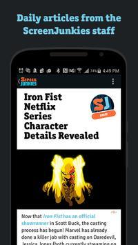 ScreenJunkies – For Movie Fans apk screenshot