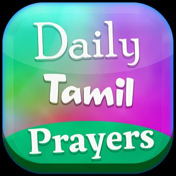 Daily Tamil Prayers poster