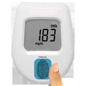 Cholesterol Finger Test Prank icon