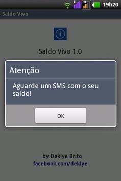 Saldo Vivo apk screenshot
