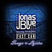 Jonas Blue Songs icon