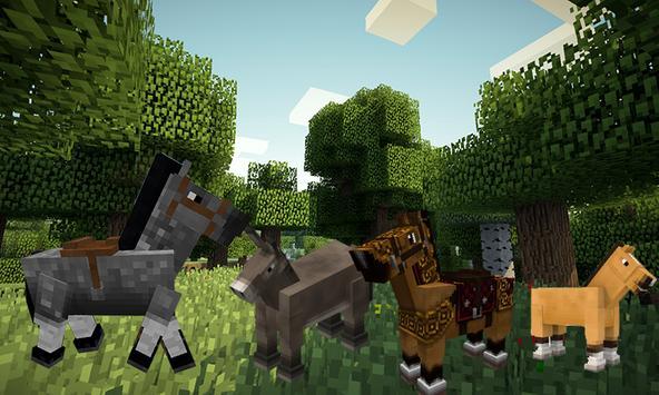 Horse Craft Hero Adventures apk screenshot