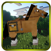 Super Craft Horse Run icon