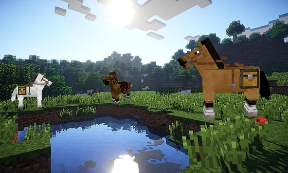 Super Craft Horse Run apk screenshot