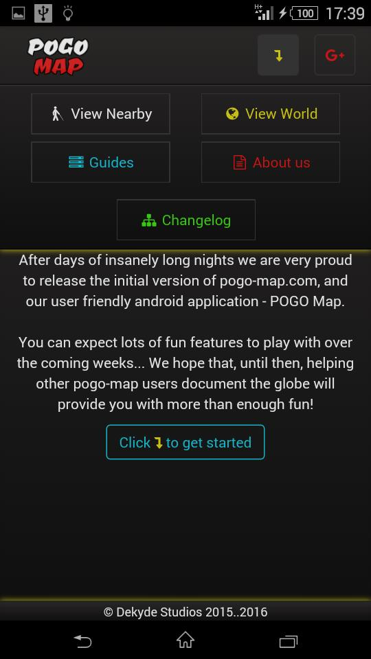 POGO Map: Map for Pokemon GO!! for Android - APK Download
