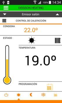 Deisson Heating poster