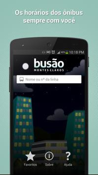 Busão Montes Claros poster