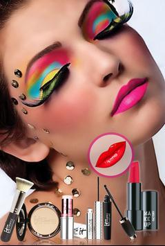 Girl Face Beauty Makeup 2018 screenshot 6