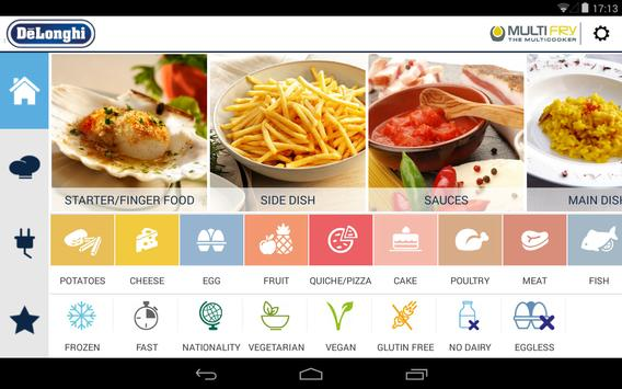 Delonghi recipe book apk download free lifestyle app for delonghi recipe book apk screenshot forumfinder Image collections