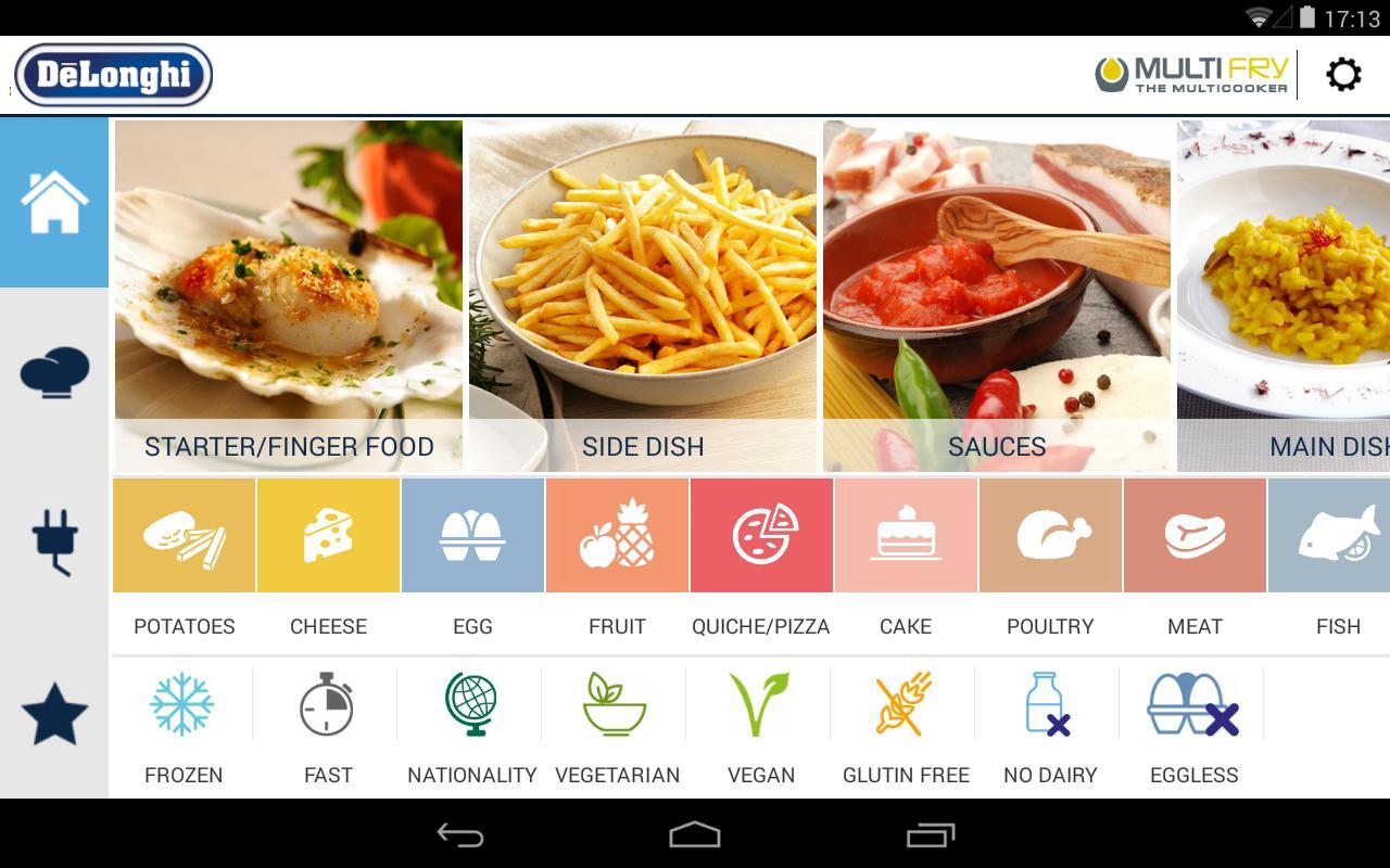 Delonghi recipe book descarga apk gratis estilo de vida delonghi recipe book captura de pantalla de la apk forumfinder Choice Image