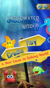 Under Water World poster
