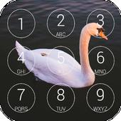 Swans Lock Screen icon