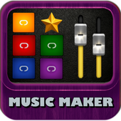 DJ Music Maker icon