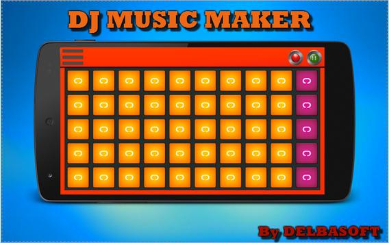 DJ Music Maker poster
