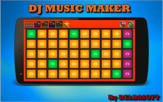 DJ Music Maker screenshot 1