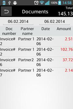 Delfi Panama Order screenshot 3