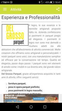 Del Grosso Parquet apk screenshot