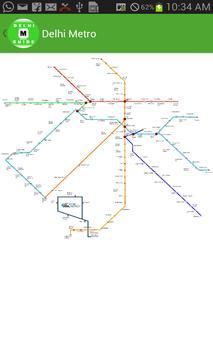Delhi Metro Guide screenshot 4
