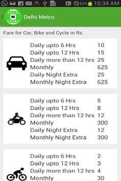 Delhi Metro Guide screenshot 5