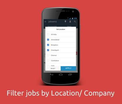 Delhi Jobsenz screenshot 1